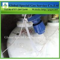 China 40L empty steel material industrial oxygen cylinder price is reasonable and competitive on sale