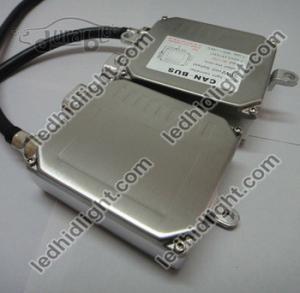 Quality High bright Can-bus slim HID Headlight Ballast , Digital Ballast Kit 35 watt 12v wholesale