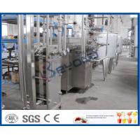 China Uht Processed Milk Dairy Plant Equipment For Pasteurization Process Of Milk on sale