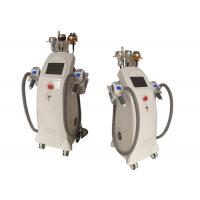 Quality Ultherapy Cavitation Cryo Fat Freezing Cells Body Shape Radio Frequency Machine For Lifting Skin wholesale