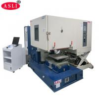 Quality Climatic Single Door Thermal Temperature humidity Combined Vibration Test System Integrated wholesale