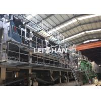 China Duplex Board Paper Coating Machine , Cardboard Box Making Machine For Paper Industry on sale