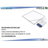 Cheap Dining Room Dali Dimmable LED Light Panels 254 ~ 417VDC Home 42-60W for sale