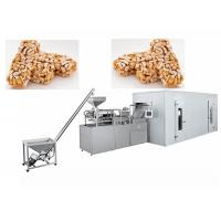 China Small Snack Food Grain Oatmeal Machine , High Speed 8000-10000 / 24 Hours on sale