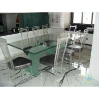 Quality FU (24) clear acrylic luxury furniture wholesale