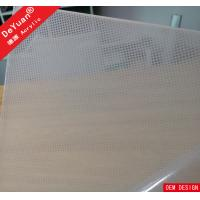 Quality 5mm Light Guide Panel Fluorescent Light Diffuser Sheet High Purity wholesale