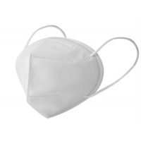 Quality GB2626-2006 Disposable Nonwoven KN95 Respirator Earloop Mask wholesale