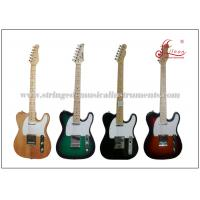 China Maple Fingerboard Music Electric Guitar Solid Wood TL Style Standard Series on sale
