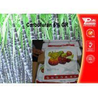 Quality Carbofuran 5% GR Pest control insecticides 64902-72-3 wholesale