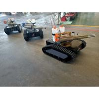 China Rubber Track Undercarriage With Foggy Machine,Remote Control,fast delivery on sale