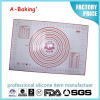 Quality Hot sale chinese product silicone baking mat/oven liner/baking sheet/kitchenware/baking l wholesale