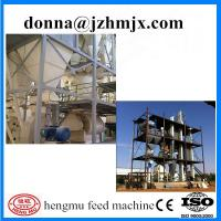 Quality Competitive price and cheap equipment biomass ring-die feed pellet production line wholesale