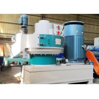 Buy cheap Sunflower Husk Vertical Pellet Mill Easy Operate With 1.5-2.5 T/H Output from wholesalers