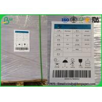 Quality 787 * 1092 mm Thick Printing Paper , 120gsm Bond Paper For School Notebook wholesale