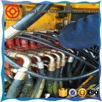 Quality HYDRAULIC HOSE STEEL WIRE BRAIDED HIGH PRESSURE CHINA MANUFACTURER wholesale