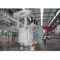 Quality Oltc Three Phase Oil Immersed Power Transformer 35kv With Two Winding wholesale