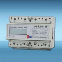 China Three-phase Electronic Multi-functional Energy Meter on sale