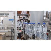 China Semi Automatic Carbonated Drink Filling Machine , Soda Water Filling Machine on sale