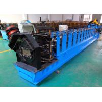 Quality C Channel Purlin Roll Forming Machine Double Chain Driven Economical Designed wholesale