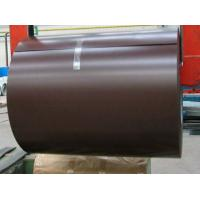 Quality Hot Dipped Cold Rolled Color Coated Aluminium Coil 0.2 - 6.0mm Thickness wholesale