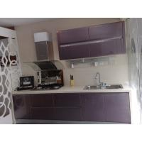 Quality High glossy lacquer kitchen cabinet wholesale
