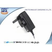 Quality Black 3 PIN 12V 1.5A  Wall Mount Power Adapter 18W for Radio , 100% Full Load Test wholesale