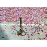 Quality Stage Effect Mini Confetti Blower Machine for disco club, stage performance, wedding wholesale