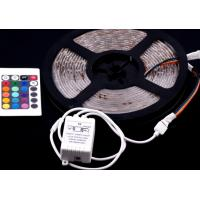 China High Bright 5050 RGB Multicolor Led Strip Remote Control With 3/5 Years Warranty on sale