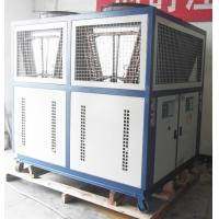 Quality 61683Kcal/h R22 Refrigerant RIOU Series Air Cooled Scroll Water Chiller For Electroplating, Pharmacy wholesale