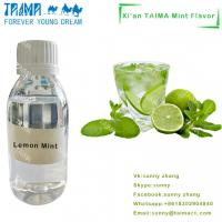 Buy cheap Hot Sellling VG based USP grade mint/fruit/tobacco aroma Lemon Mint flavor for E-juice from wholesalers