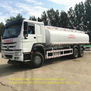 China 20000 Liters Liquid Tanker Truck 6000 Gallon Diesel Oil Transporter Capacity Fuel on sale