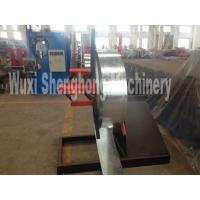 Quality CNC Shelving Cold Roll Forming Machine With Anti - Rust Roller wholesale