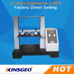 Cheap Professional Compressive Strength Testing Machine , Compression Test Equipment KJ-8211 for sale