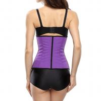 Neoprene Latex Waist Trainer Corset For Weight Loss Cincher XS Five Colors