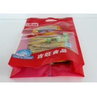 Buy cheap Eco Friendly Custom Printed Packaging Bags / Plastic Food Packing Bag product