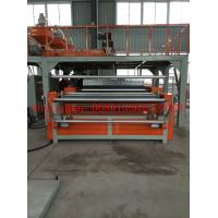 Quality Multi Layer PE Air Bubble Wrap Manufacturing Machine With Double Screw wholesale