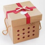 Quality Good-looking Rigid Handwork Paper Gift Box wholesale