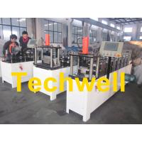 Quality 2 In 1 C / U Stud Roll Forming Machine For Light Weight Steel Truss wholesale