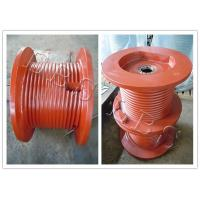 Quality D-DN19 Model Lebus Grooved Drum , Wire Rope Hoist Drum For Hoisting wholesale