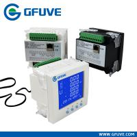 Quality FU2200A digital Ethernet power meter with data logger wholesale