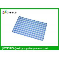 Quality Elegant Printed Kitchen Table Mats And Coasters Easy Washing Multi Purpose wholesale