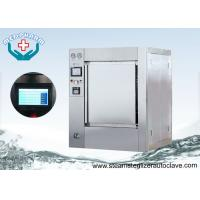China Safety Interlock Chamber Hospital Medical Autoclave Sterilizer For Operation Instrument Sterilization on sale