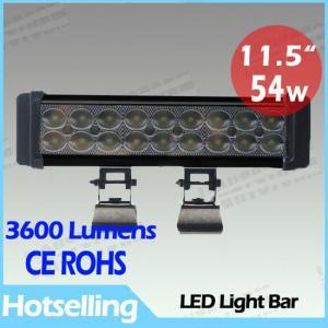 Quality 54W High Brightness LED Rigid Bar, LED Light Bar Approve CE RoHS Certification (LB-154) wholesale