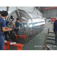 Quality arge Beer Brewing Machine / Large Beer Brewery Equipment 5000L wholesale