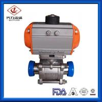 Quality Complete Encapsulation Welded Ball Valve Customized For Special Environments wholesale