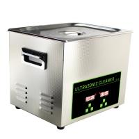China Benchtop Medical Ultrasonic Cleaning Machine 110/220V Pharmaceutical / Food Industry on sale
