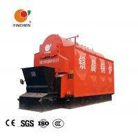 Quality Coal Fired Chain Grate Stoker Boiler 184-194 ℃ Steam Temperature Customized wholesale