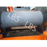 Quality Low Noise Spooling Device Winch With Split Type Lebus Groove Sleeve wholesale