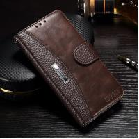 Quality Press Print J3 Samsung Leather Wallet Case Vintage Litchi With Multi Colors wholesale