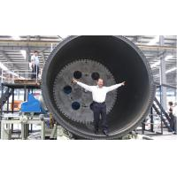 Buy cheap HDPE Steel Reinforced Winding Pipe Production Line from wholesalers